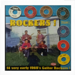 LP / VA ✦✦ ROCKERS! Vol. 1✦✦ 14 Very Early 1960s Guitar Rockers